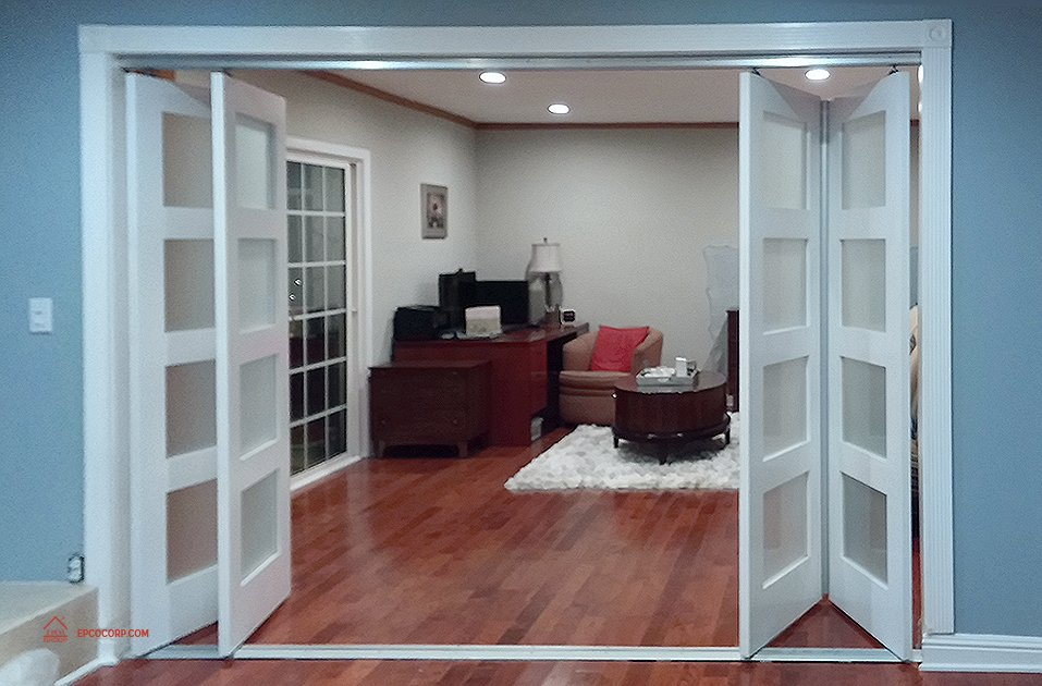 Sliding Door in Residence